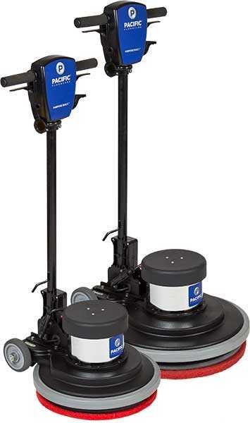 Pacific FM-17HD & FM-20HD Dual Speed Floor Machines