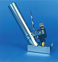 Closed spray upholstery tool