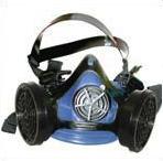 Deluxe full face respirator