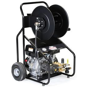Shark Carted Gas Jetter