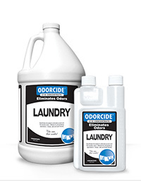 Odorcide laundry