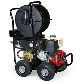 Shark Roll Cage Gas Jetter