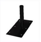 Solution reel wall mount bracket