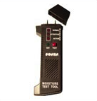 Sonin moisture measure tool