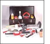 Carpet stretch tool kit