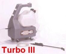 Turbo 3 sprayer