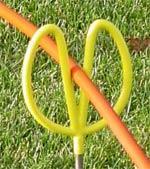 Yard sticks